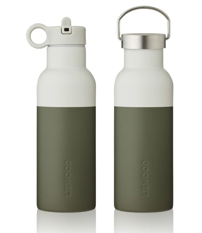 Liewood Liewood NEO Water Bottle  500ml hunter green greygreen