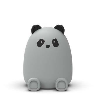 Liewood Liewood Siliconen Spaarpot Panda grijsgroen