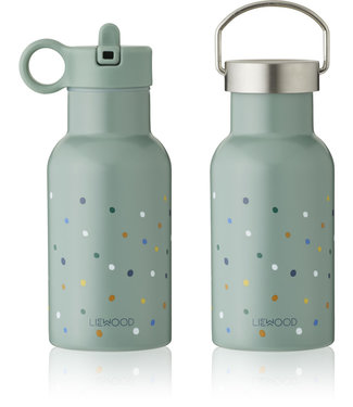 Liewood Liewood Stainless Steel Water Bottle Confetti peppermint