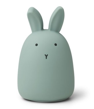 Liewood Liewood Night Light Rabbit Peppermint Rechargeable