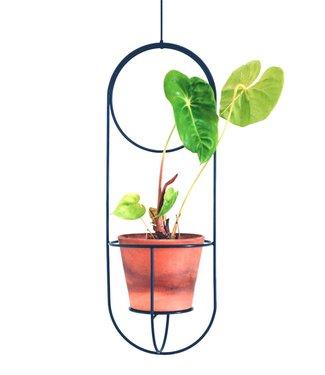 OK Design OK Design Cibele plantenpot hanger Zwart