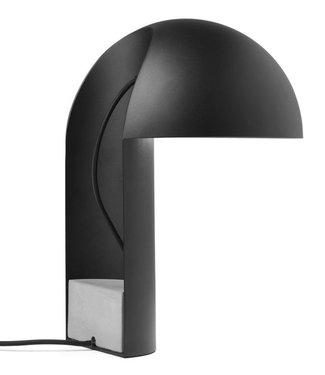 Gejst Gejst Leery tafellamp zwart