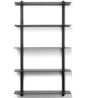 Gejst Gejst NIVO E Large wall shelf black