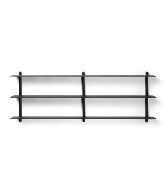 Gejst Gejst NIVO D wall shelf black