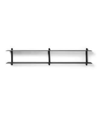 Gejst Gejst NIVO C wall shelf black
