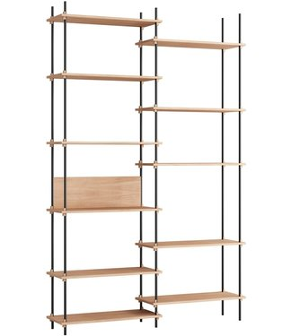 Moebe Moebe Shelving system S.255.2.A  (different colours)