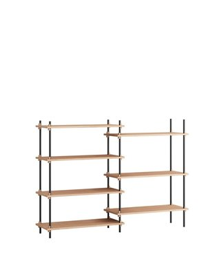 Moebe Moebe Shelving system S.115.2.A  (different colours)