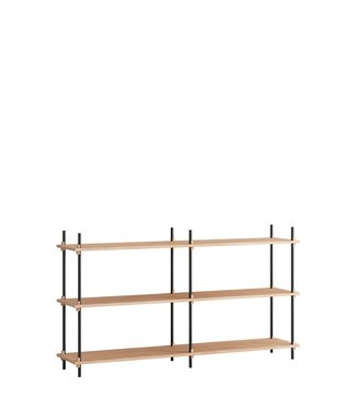 Moebe Moebe Shelving system S.85.2.B  (different colours)