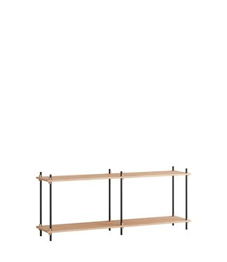 Moebe Moebe Shelving system S.65.2.B  (different colours)