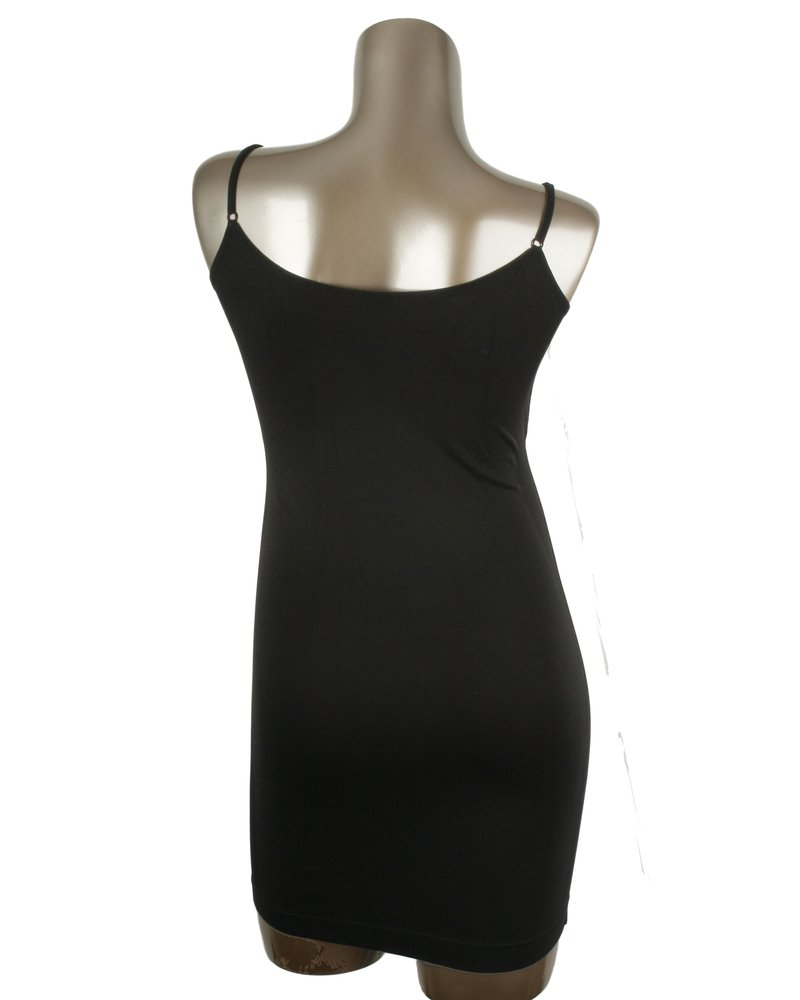 MAMSY Slipdress Black