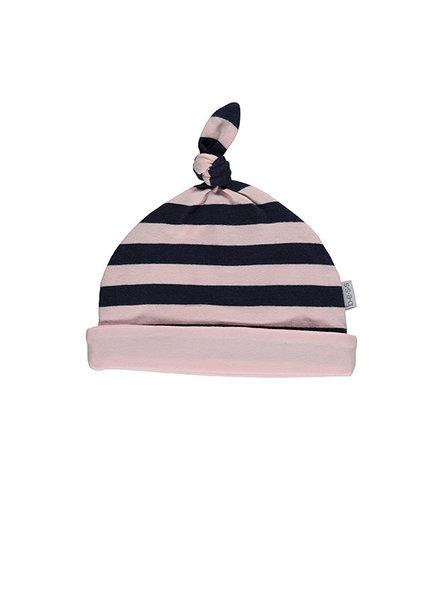 BESS Hat Striped Pink