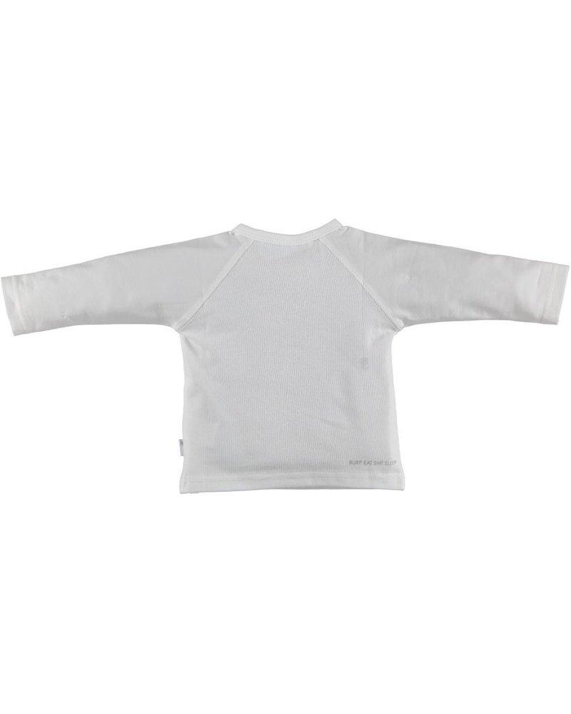 BESS Shirt l.sl. Unisex Powered by Milk