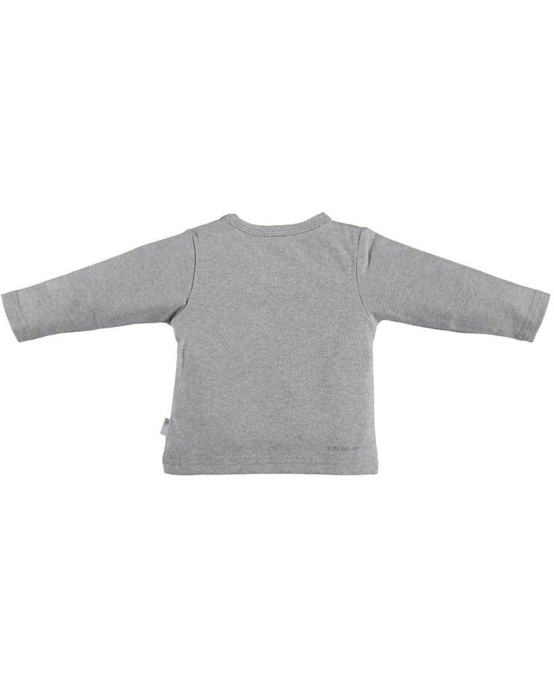 BESS Shirt l.sl. Unisex Cloud