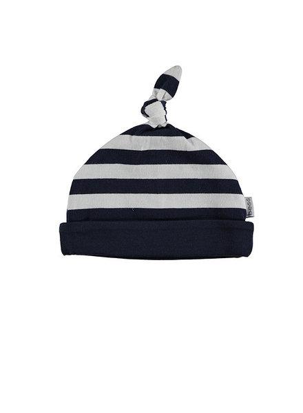 BESS Hat Striped Blue