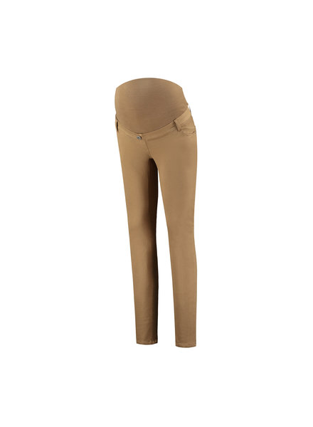 LOVE2WAIT Pants Sophia-Camel