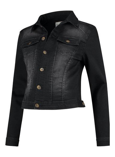 LOVE2WAIT Jacket Denim-Black Denim