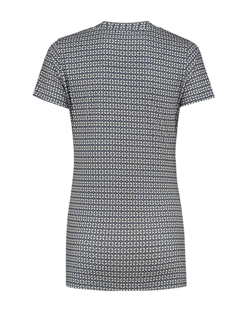 LOVE2WAIT Shirt sh. sl. AOP-Grey