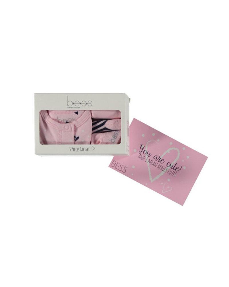 BESS BESS Giftbox Suit Girls