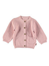 BESS Cardigan Knitted-Pink-19880-007