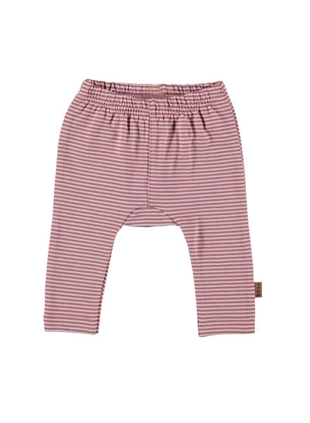 BESS Legging Striped-Pinstripe Pink-19875-037