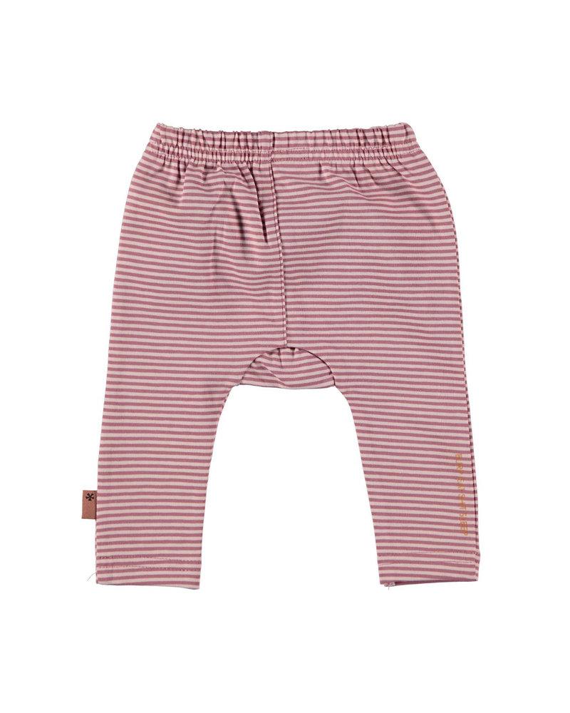 BESS Legging Striped-Pinstripe Pink-19875-037