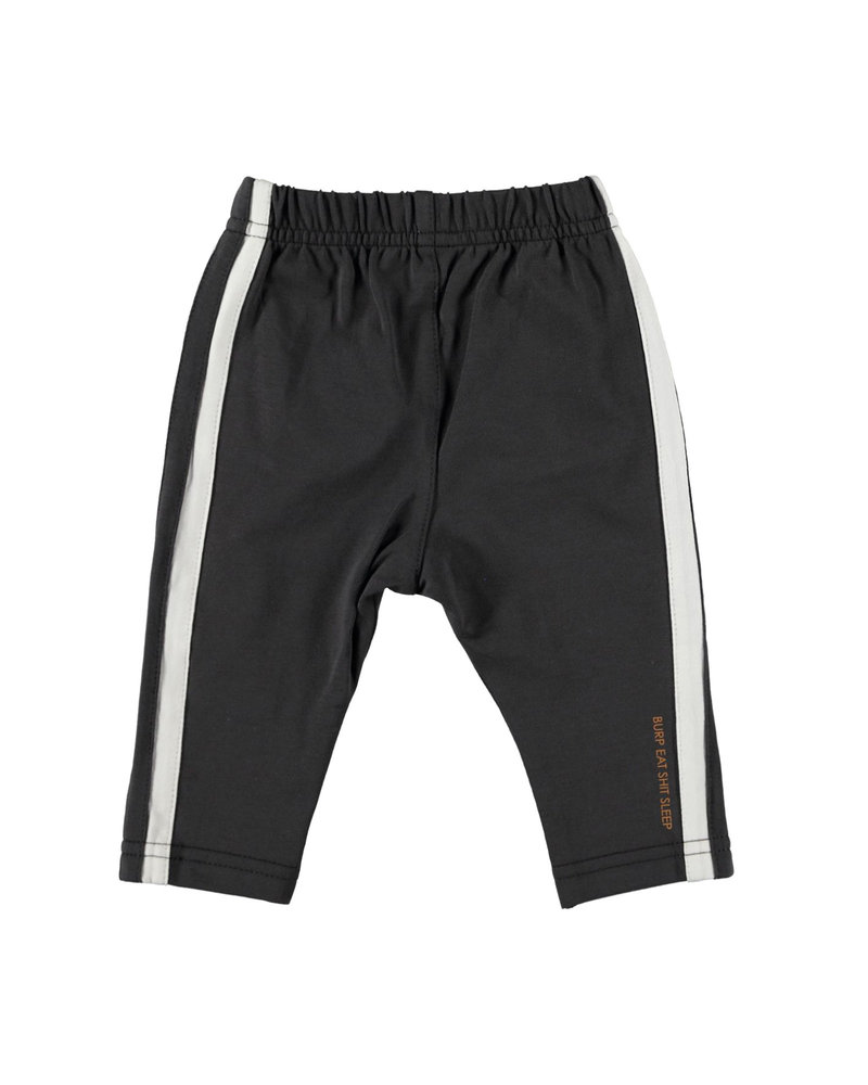 BESS Pants Sportive Piping-Anthracite-19871-003
