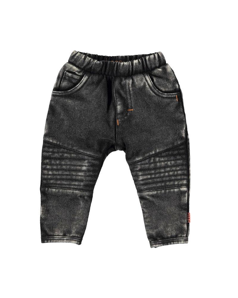BESS Pants Jogdenim-Black Denim-19867-024