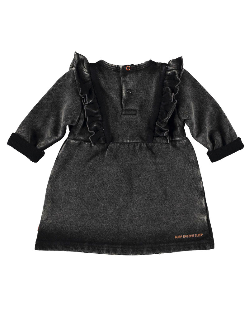BESS Dress Jogdenim-Black Denim-19862-024