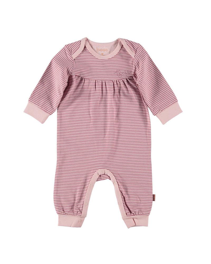 BESS Suit Striped-Pinstripe Pink-19861-037