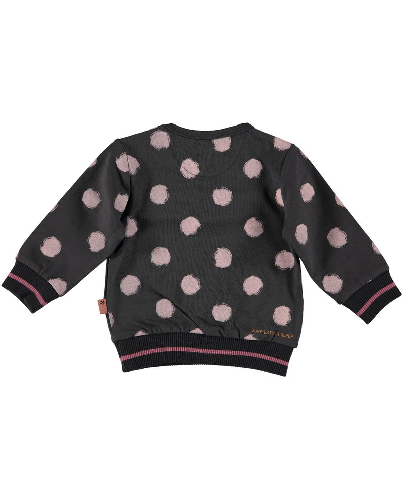 BESS Sweater Dots-Anthracite-19857-003