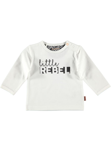 BESS Shirt l.sl. Little Rebel-White-19847-001