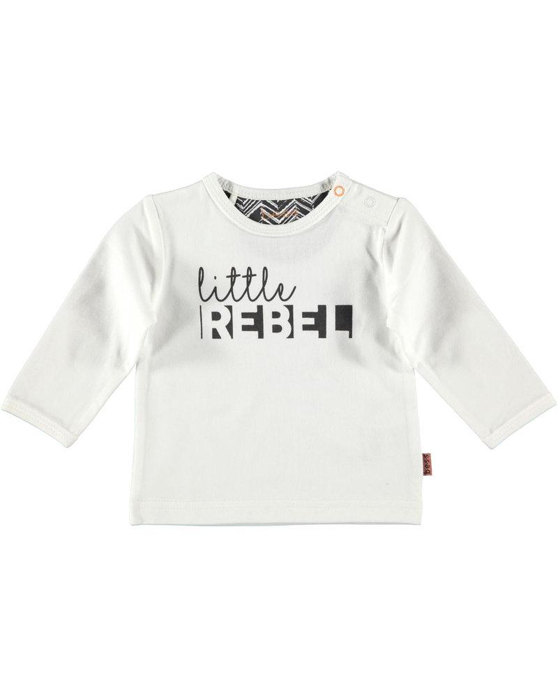 BESS Shirt l.sl. Little Rebel-White-19847-001