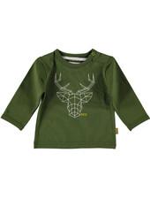 BESS Shirt l.sl. Deer-Olive-19837-054