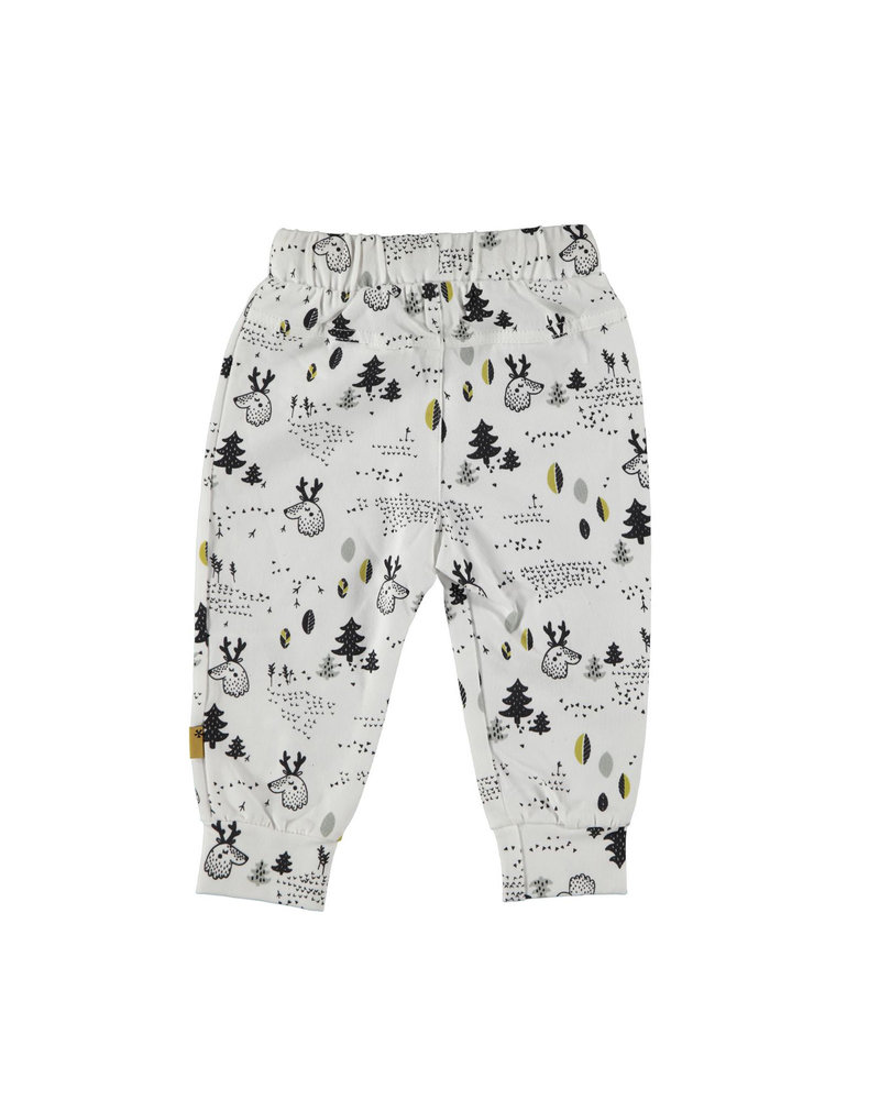 BESS Pants AOP Forest-White-19819-001