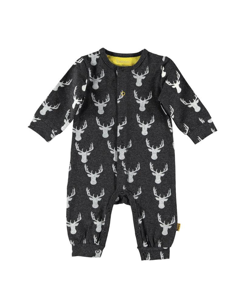BESS Suit AOP Deer-Anthracite-19813-003