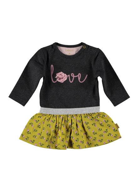 BESS Dress Love-Anthracite-19818-003