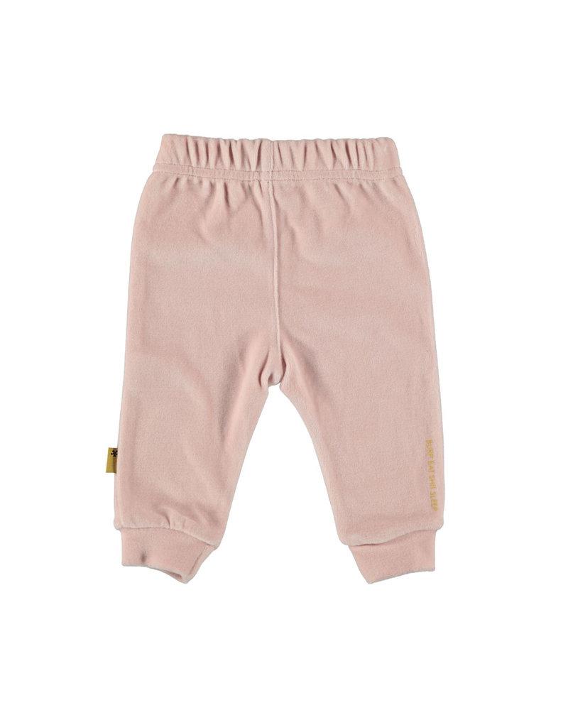 BESS Pants Velvet-Pink-19824-007