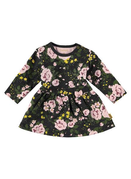 BESS Dress AOP Roses-Dessin-19817-016