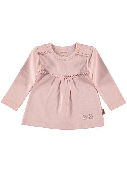 BESS Shirt Crochet-Pink-19809-007