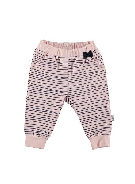 BESS Pants Pinstripe Pink