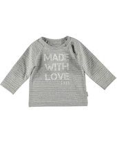BESS Shirt l.sl. Made with Love
