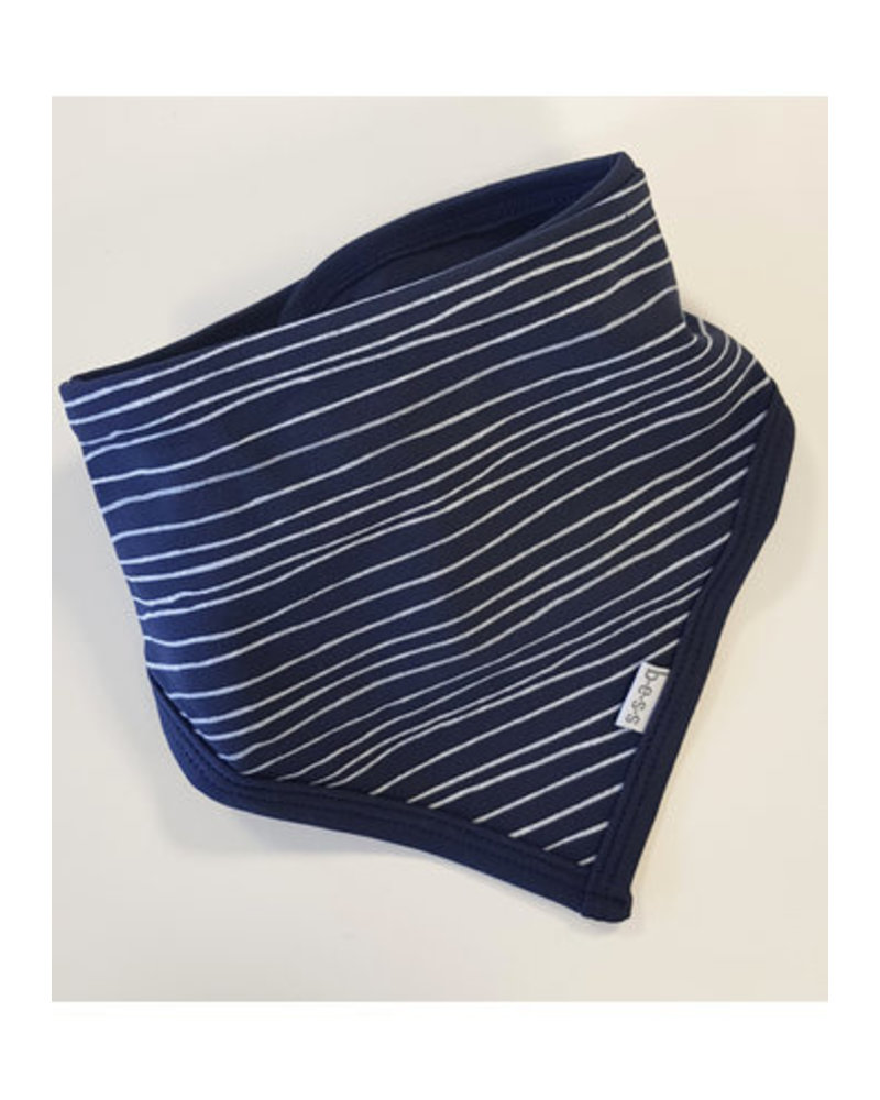 BESS Bib Stripe Blue
