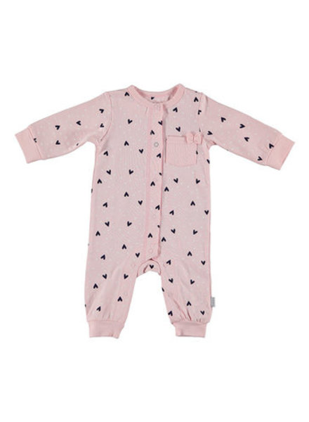 BESS Suit Hearts Pink