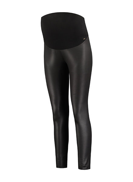 LOVE2WAIT Shiny Legging-Black