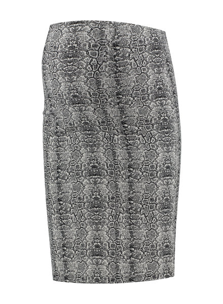 LOVE2WAIT Skirt Snakeprint-Black