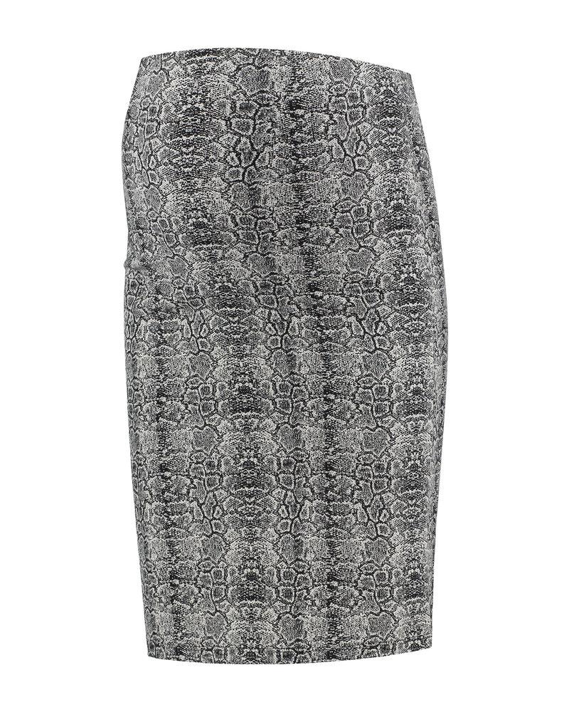 LOVE2WAIT Skirt Snakeprint-Black