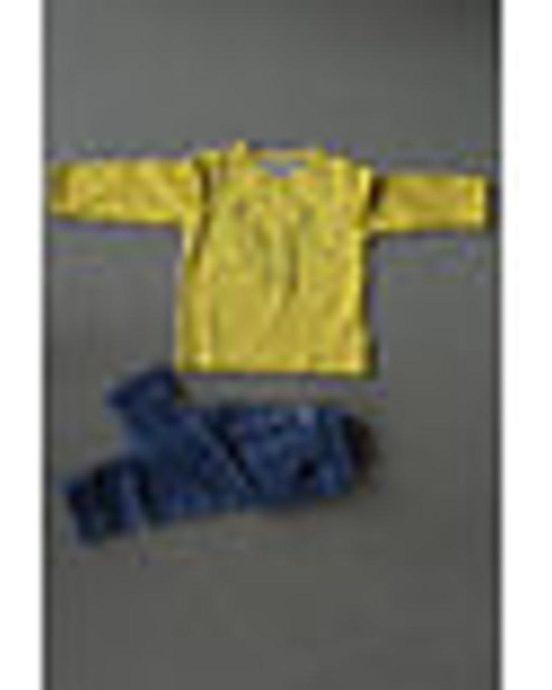 BESS Pants Jogdenim Kneepad-Stone Wash-19821-021