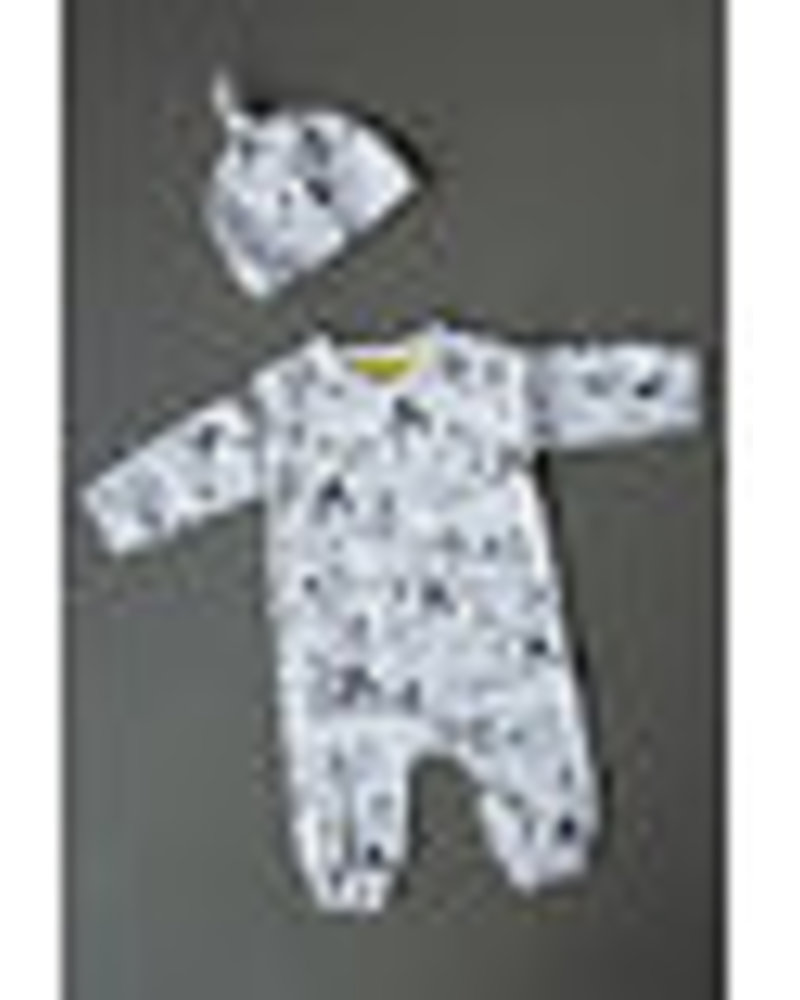 BESS Suit AOP Forest-White-19812-001