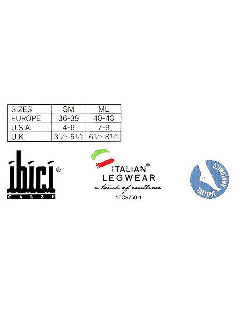 Ibici ibici Active vrouwelijke reissok|wandelsok|business sok| met lichte support - Blauw