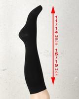 Ibici ibici Active vrouwelijke reissok|wandelsok|business sok| met lichte support - Zwart